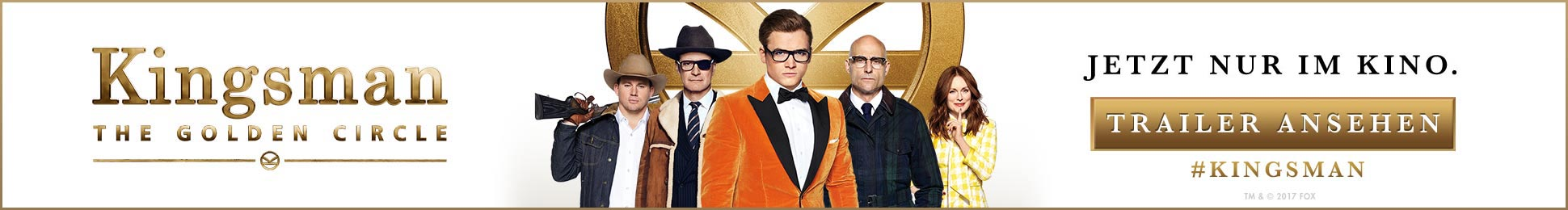 Filmtipp: Kingsman: The Golden Circle